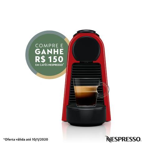 Imagem de Nespresso Essenza Mini Vermelha 110V - D30
