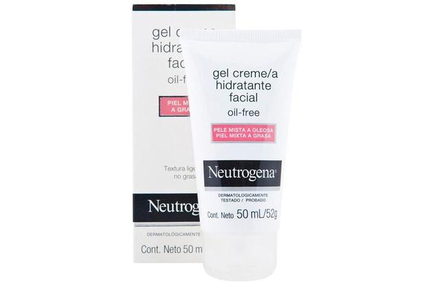 Imagem de Neutrogena Gel Creme Hidratante Facial Pele Mista 50ml