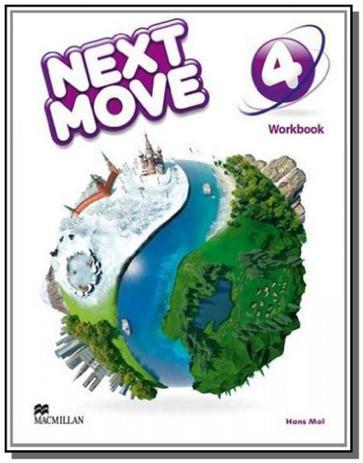 Imagem de Next move 4 workbook