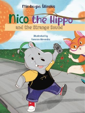 Imagem de Nico the Hippo and the Strange Sound
