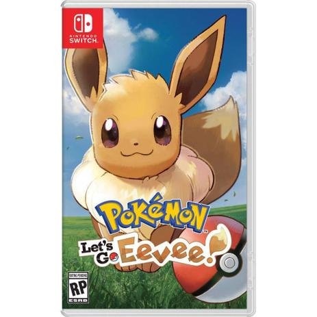 Imagem de Nintendo Switch - Pokemon: Lets Go Eevee