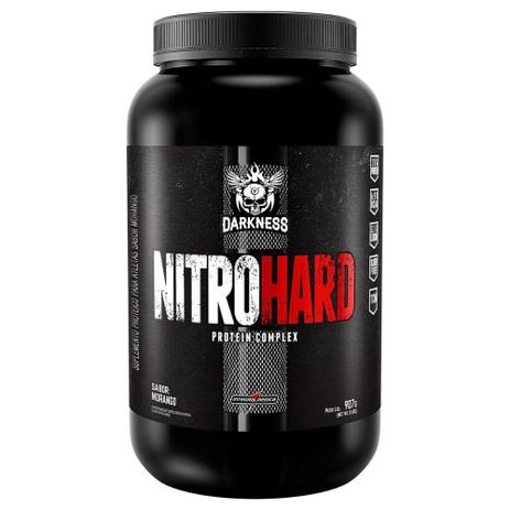 Imagem de Nitro Hard 907 g Darkness - IntegralMédica