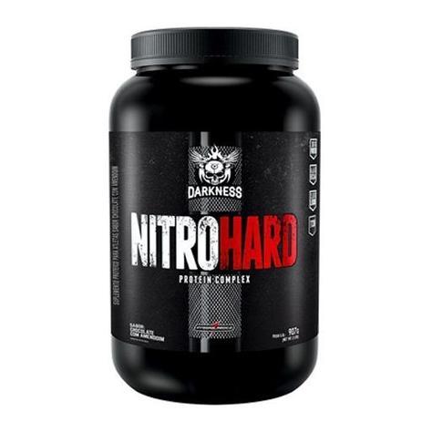 60a9c9820 Nitro Hard Protein Complex - 907g Chocolate com Amendoim - Integralmédica -  Integralmedica