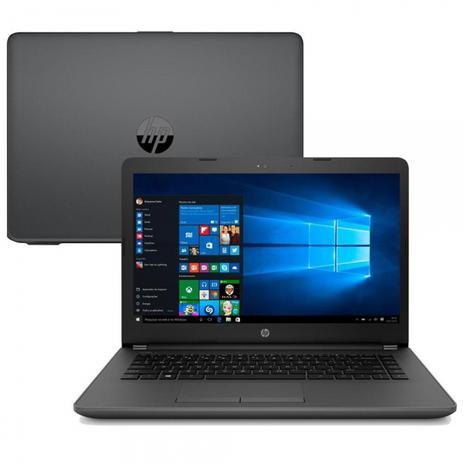Imagem de Notebook 246 G6, Intel Core i3-7020U, 4GB, 500GB, W10 - HP