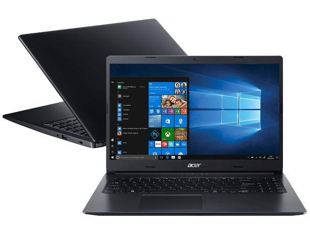 "Promoção notebook Notebook Acer Aspire 3 A315-23-R0LD AMD Ryzen 5 - 12GB 1TB 15,6"" Windows 10"