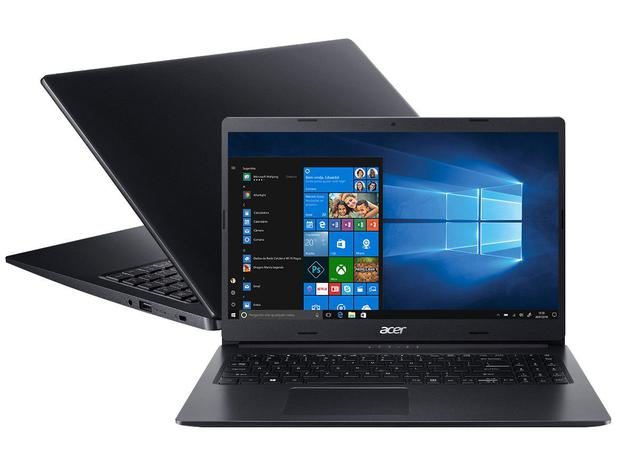 "Preço mais barato Notebook Acer Aspire 3 A315-23G-R2SE AMD Ryzen 5 - 8GB 256GB SSD 15,6"" Placa Vídeo 2GB Windows 10"