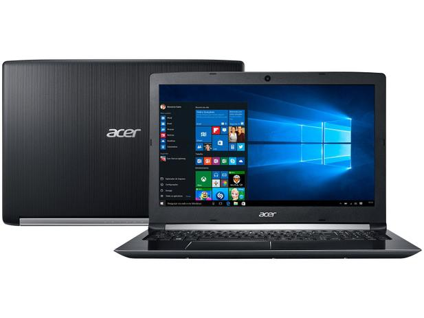 notebook acer aspire 5 a515 51 56k6 intel core i5 8gb 1tb led 15 6 windows 10 notebook. Black Bedroom Furniture Sets. Home Design Ideas