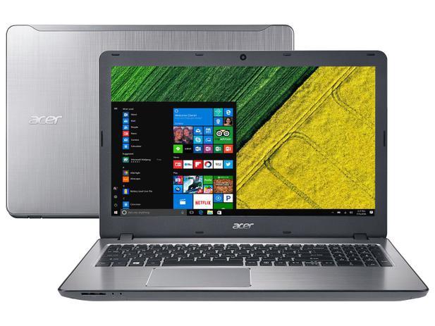"Notebook Acer Aspire F5 Intel Core i7  - 8GB 1TB LED 15,6"" GeForce 4GB Windows 10"