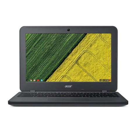 Imagem de Notebook Acer Chromebook N7 11.6 HD Celeron N3060 4GB 32GB eMMC Chrome OS C731T-C2GT
