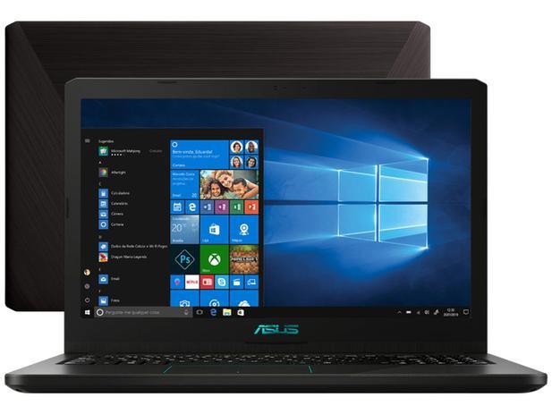 Imagem de Notebook Asus F570ZD-DM387T AMD Ryzen 8GB 1TB