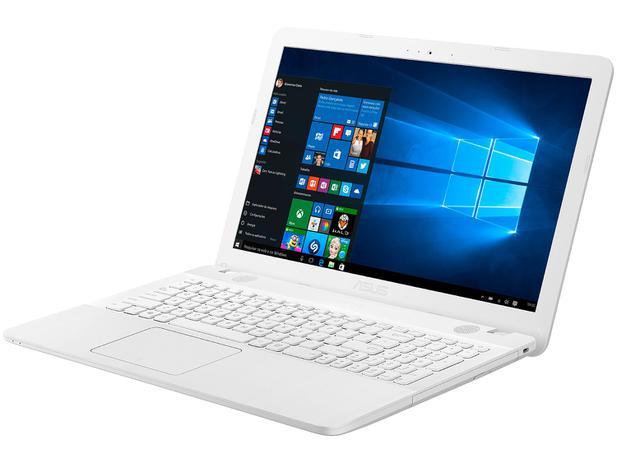 4c403c251 Notebook Asus Vivobook Max X541UA - Intel Core i3 4GB 1TB 15