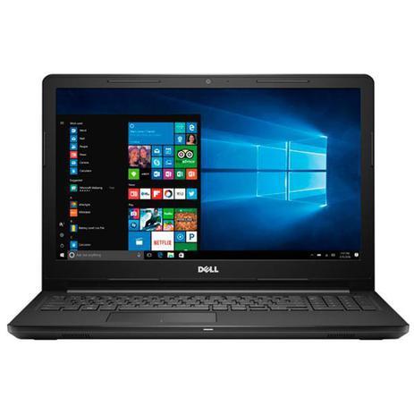 Imagem de Notebook Dell AMD A6-9200 2.0GHz 4GB RAM HD 500GB Win10 15.6