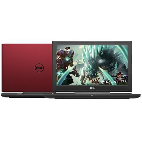 Imagem de Notebook Dell G5 5587-7037RED Intel Core i7 2.2GHz / Memória 8GB / HD 1TB + SSD 128GB / 15.6