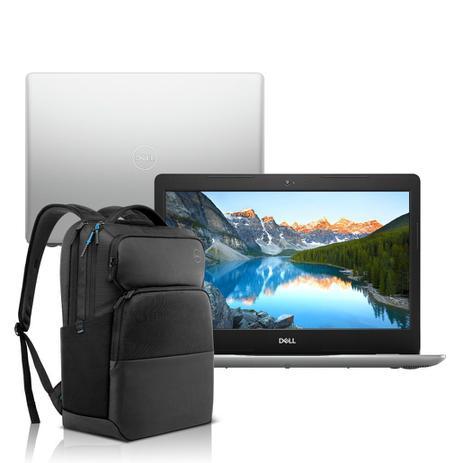 Imagem de Notebook Dell Inspiron i14-3480-M30BP Core i5 4GB 1TB Windows 10 Prata 15.6