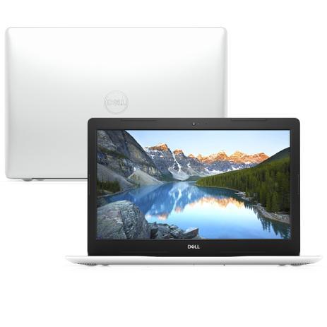 Imagem de Notebook Dell Inspiron i15-3583-A2XB 8ª Geração Intel Core i5 4GB 1TB Windows 10 McAfee