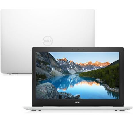 Imagem de Notebook Dell Inspiron i15-5570-U31B 8ª geração Intel Core i7 8GB 1TB Placa Vídeo 15.6