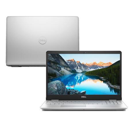 Imagem de Notebook Dell Inspiron i15-5584-M60S 8ª Ger. Intel Core i7 8GB 1TB + 128GB SSD Placa vídeo LED FHD 15.6