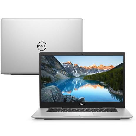 Imagem de Notebook Dell Inspiron Ultrafino i15-7580-U10S 8ª Geração Intel Core i5 8GB 1TB Placa de Vídeo FHD 15.6