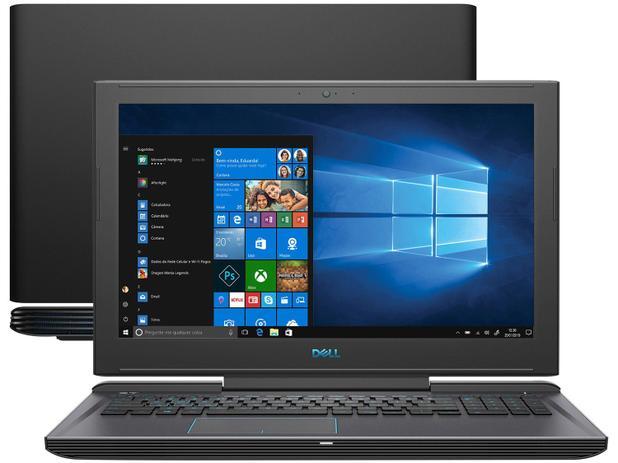 Imagem de Notebook Gamer Dell G7-7588-A30P Intel Core i7HQ