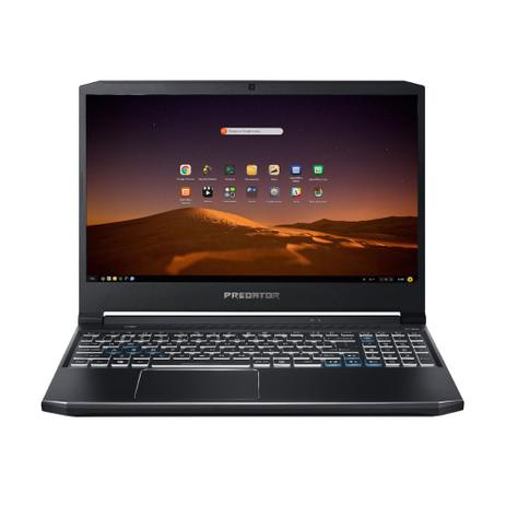 Notebook com cupom Notebook Gamer Predator Helios 300 PH315-52-79VM Intel Core i7 16GB 256GB SDD 1TB HD RTX 2060 15,6 Endless - Acer