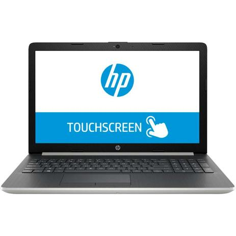 Imagem de Notebook HP Intel Core i5-8250U RAM 8GB SSD 128GB Tela Touch 15.6