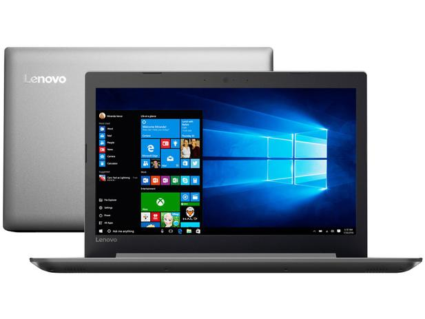 Notebook gamer Lenovo Ideapad 320