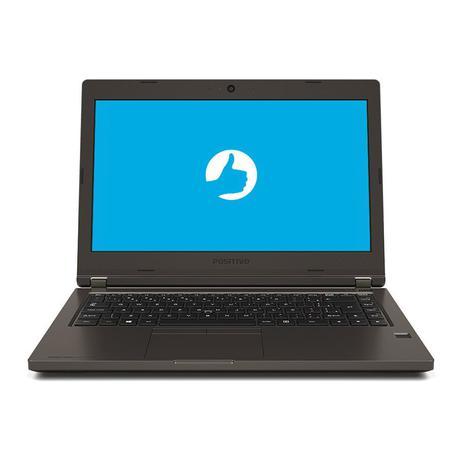 "Notebook Positivo Master N6140 Core i5 8GB 1TB 14"" Windows 10 Pro - Cinza"
