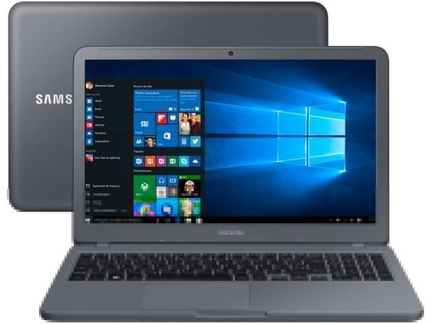 Imagem de Notebook Samsung Essentials E30 Intel Core i3 4GB