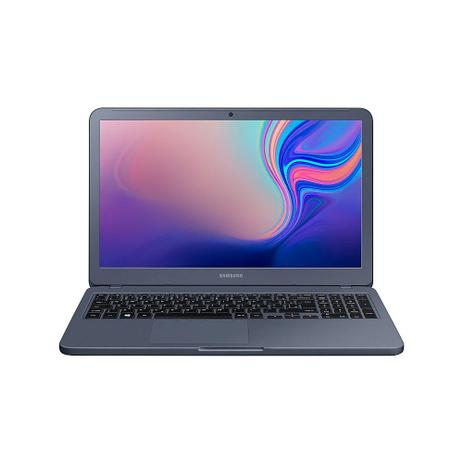 Imagem de Notebook Samsung Expert GFX X55 i7 16GB RAM, HD 1TB+SSD 128GB, Tela 15.6'', Windows 10 - Titanium