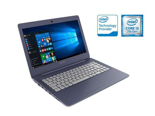 Imagem de Notebook Vaio VJC141F11X-B0111L C14 I3-6006U 1TB 4GB 14 LED WIN10 Home