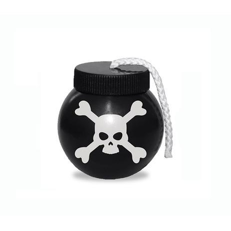 Imagem de Novo Brinquedo Slime Bomba Pirata 100g Aleatório Dtc 4838
