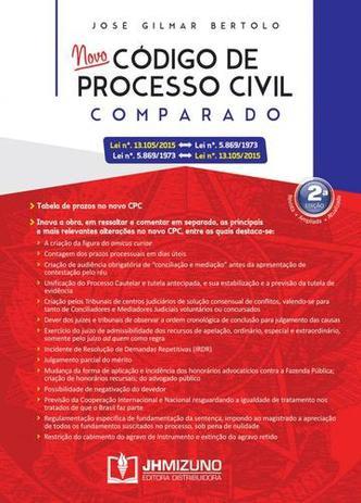 Imagem de Novo Codigo de Processo Civil Comparado