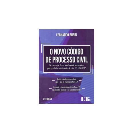 Imagem de Novo codigo de processo civil, o - ltr