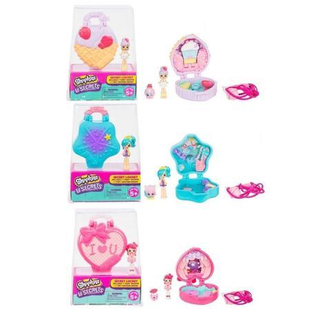 Imagem de Novo Shopkins Lil Secrets Pingente Envio Aleatorio Dtc 5088
