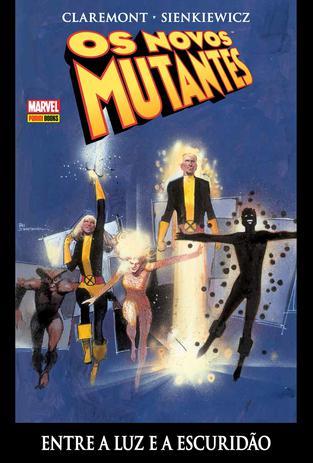 Imagem de Novos Mutantes, Os: Entre a Luz e a Escuridão - Panini