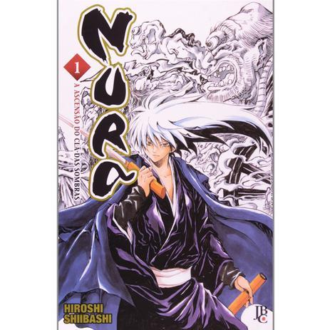 Imagem de Nura - A Ascensão do Clã das Sombras v. 1, Se tornando o mestre dos youkais