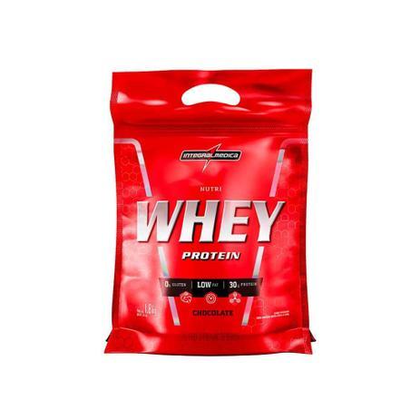 Imagem de Nutri Whey Protein 907g Pouch Integralmedica
