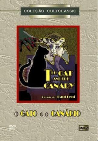 Imagem de O Gato e o Canário - Cult classic