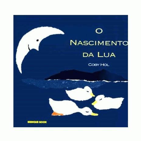 8e0ecd06f O Nascimento da Lua - Ed. Brinque Book - Livros Paradidáticos ...
