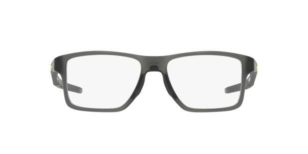 b97347282 Menor preço em Oakley CHAMFER SQUARED OX8143 814302 Cinza Translúcido Lente  Transparente Tam 54