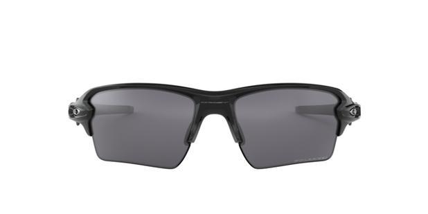 Oakley FLAK 2.0 XL OO9188 918808 Preto Lente Polarizada Preto Iridium Tam 59 d1b943d95a