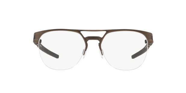 100ebb760 Menor preço em Oakley LATCH TI OX5134 513402 Prata Lente Transparente Tam 54