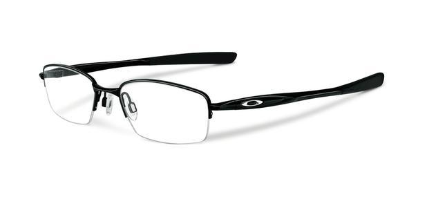 Oakley OX3165L 01 Preto Lente Tam 53 - Óculos de grau masculino ... f7566a6391