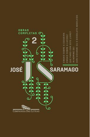5bb55aac1 Obras completas - José Saramago - volume 2 - Livros de Literatura ...