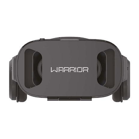 5860b9ff2 Óculos 3D Realidade Virtual Com Headphone Warrior - JS086 - Óculos ...