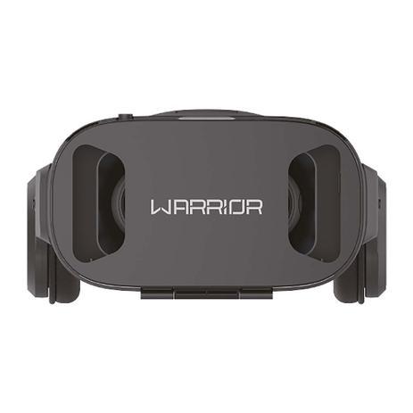 Óculos 3D Realidade Virtual Com Headphone Warrior - JS086 - Óculos ... afc1cb82d6