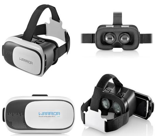 7efeb4029 Óculos 3d Realidade Virtual Multilaser- Js080 - VR / Óculos de ...