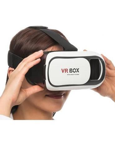 e55237704 Óculos 3d Vr Virtual Box 2.0 Celular Smartphone + Controle - Odc ...