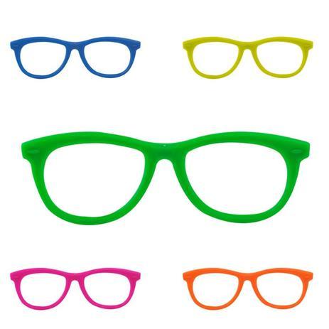 Óculos Anos 60 Sem Lente 10 unidades - Festabox - Óculos de Festa ... 2b9969857b