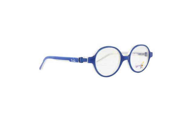 00273bccd Óculos Armação Infantil Titeuf Azul com Interno Transparente ...
